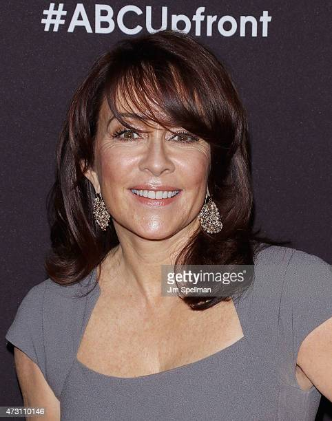 Actress Patricia Heaton attends the 2015 ABC upfront presentation at Avery Fisher Hall at Lincoln Center for the Performing Arts on May 12 2015 in...