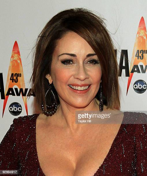 Actress Patricia Heaton attends the 43rd Annual CMA Awards at the Sommet Center on November 11 2009 in Nashville Tennessee