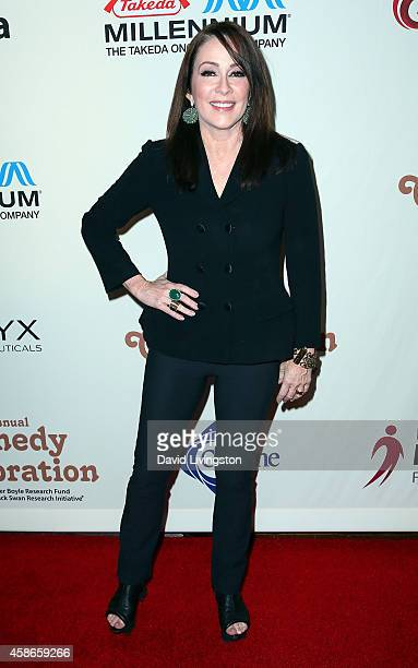 Actress Patricia Heaton attends the International Myeloma Foundation's 8th Annual Comedy Celebration at the Wilshire Ebell Theatre on November 8 2014...