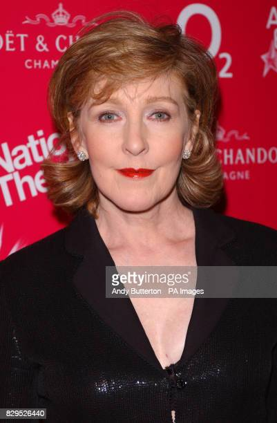 Actress Patricia Hodge arrives
