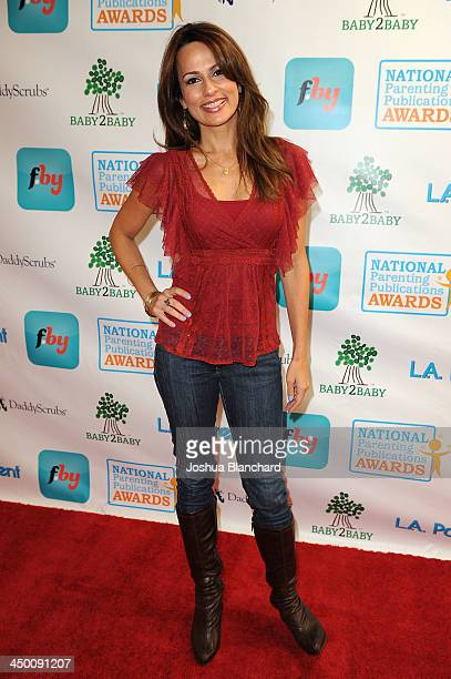 Actress Patricia Kara arrives at the Baby2Baby Headquarters for the Celebrity StuffAThon Benefiting Baby2Baby on November 16 2013 in Los Angeles...