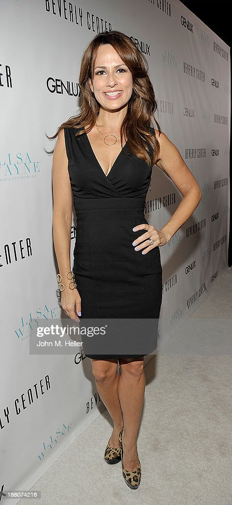 Actress Patricia kara attends the GENLUX magazine Launch Event Party at The Beverly Center on November 14, 2013 in Los Angeles, California.