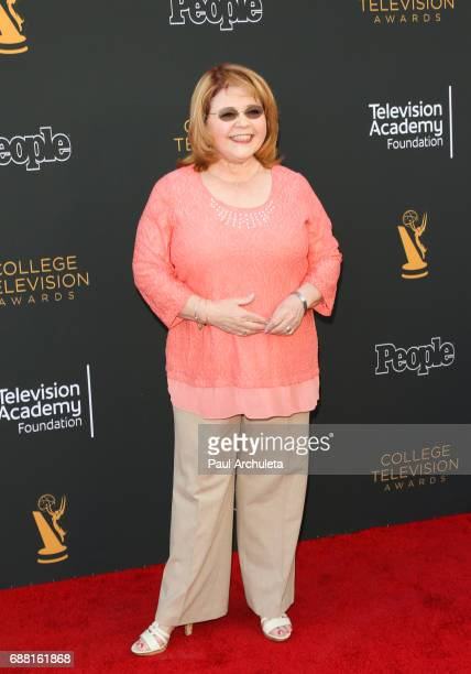 Actress Patrika Darbo attends the 38th College Television Awards at Wolf Theatre on May 24 2017 in North Hollywood California