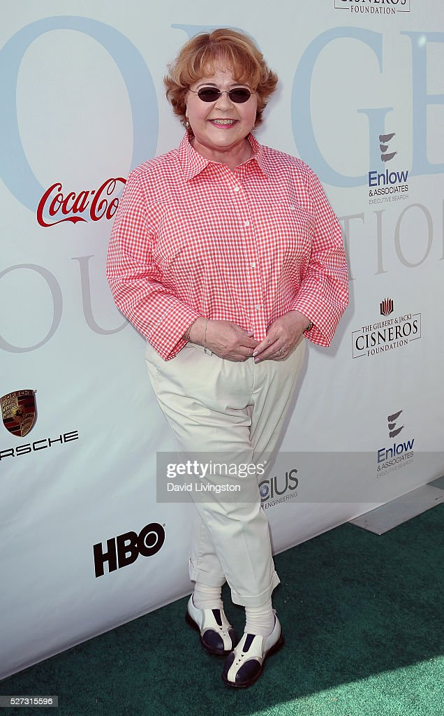 Actress <a gi-track='captionPersonalityLinkClicked' href=/galleries/search?phrase=Patrika+Darbo&family=editorial&specificpeople=671925 ng-click='$event.stopPropagation()'>Patrika Darbo</a> attends the Ninth Annual George Lopez Celebrity Golf Classic at Lakeside Golf Club on May 2, 2016 in Burbank, California.