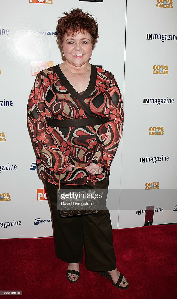Actress Patrika Darbo attends the 'Soaps In The City' fundraiser at the East West Lounge on October 16, 2008 in West Hollywood, California.