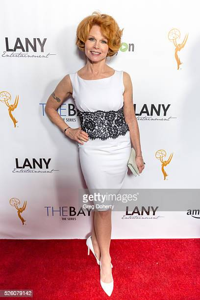 Actress Patsy Pease attends the LANY Entertainment Presents 'The Bay' PreEmmy Party at the St Felix on April 28 2016 in Hollywood California