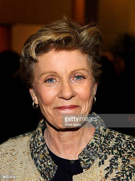 Actress Patty Duke attends the 41st Annual ICG Publicists Awards on February 27 2004 at the Beverly Hilton Hotel in Beverly Hills California