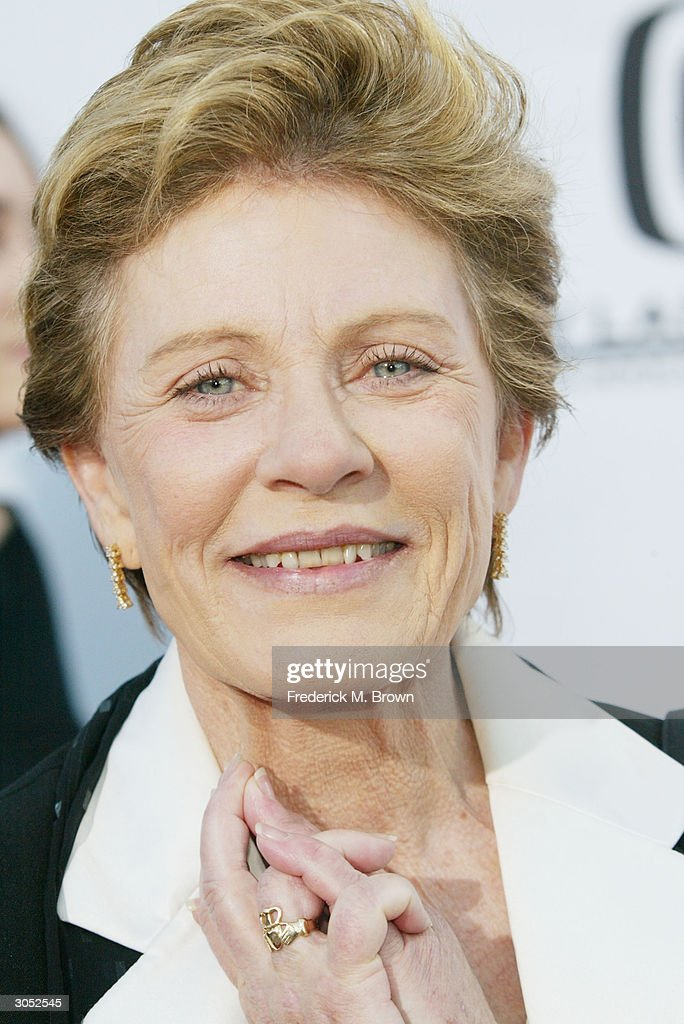 Actress <a gi-track='captionPersonalityLinkClicked' href=/galleries/search?phrase=Patty+Duke&family=editorial&specificpeople=93921 ng-click='$event.stopPropagation()'>Patty Duke</a>-Astin attends the 2nd Annual TV Land Awards held at The Hollywood Palladium, March 7, 2004 in Hollywood, California.