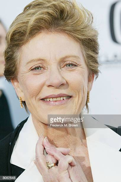 Actress Patty DukeAstin attends the 2nd Annual TV Land Awards held at The Hollywood Palladium March 7 2004 in Hollywood California