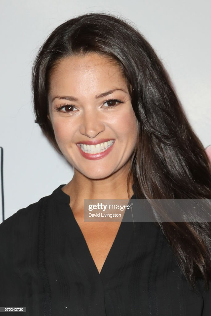 Actress Paula Garces attends the WE ALL PLAY FUNdraiser hosted by the Zimmer Children's Museum at the Zimmer Children's Museum on April 30, 2017 in Los Angeles, California.