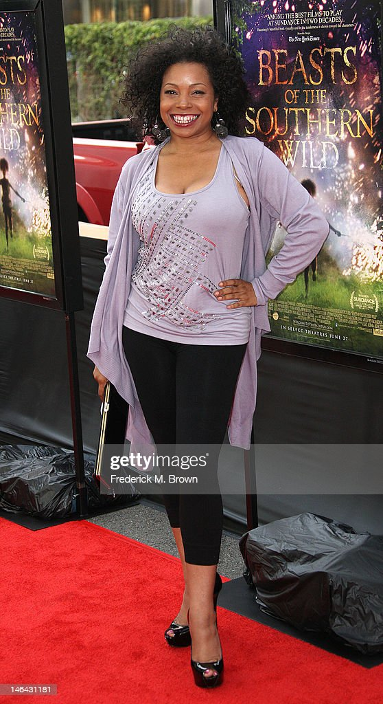 Actress Paula J. Parker attends the Film Independent's 2012 Los Angeles Film Festival Premiere Of 'Beast of the Southern Wild' at Regal Cinemas L.A. LIVE Stadium 14 on June 15, 2012 in Los Angeles, California.