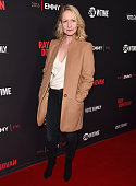 Actress Paula Malcomson attends the For Your Consideration screening and panel for Showtime's 'Ray Donovan' at Paramount Theatre on April 25 2016 in...