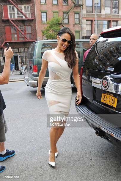 Actress Paula Patton as seen on July 30 2013 in New York City