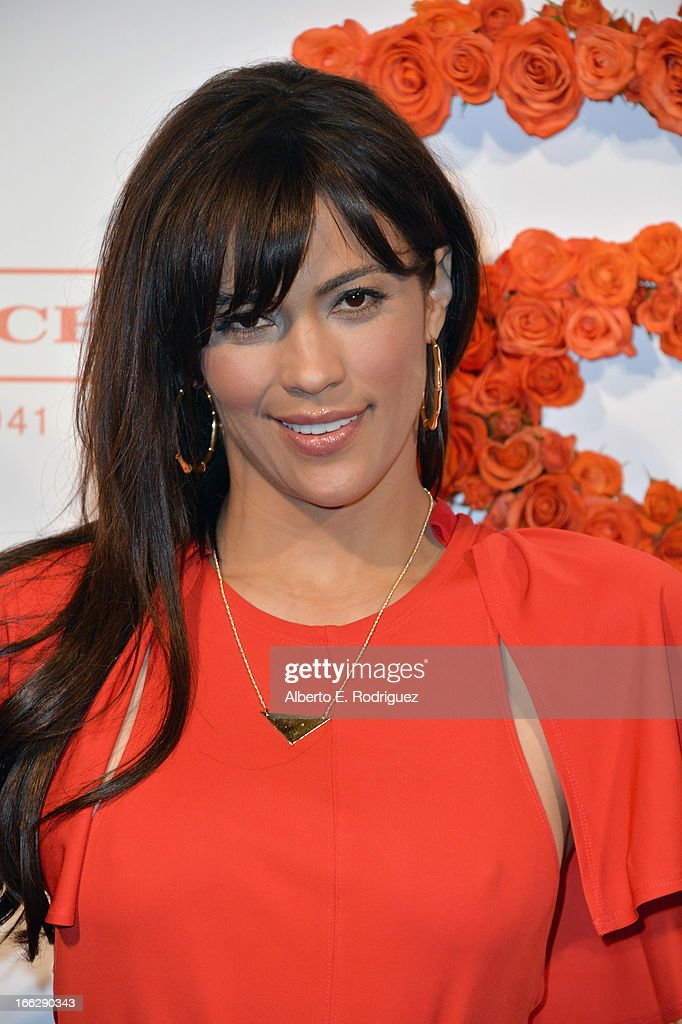 Actress <a gi-track='captionPersonalityLinkClicked' href=/galleries/search?phrase=Paula+Patton&family=editorial&specificpeople=752812 ng-click='$event.stopPropagation()'>Paula Patton</a> attends the 3rd Annual Coach Evening to benefit Children's Defense Fund at Bad Robot on April 10, 2013 in Santa Monica, California.