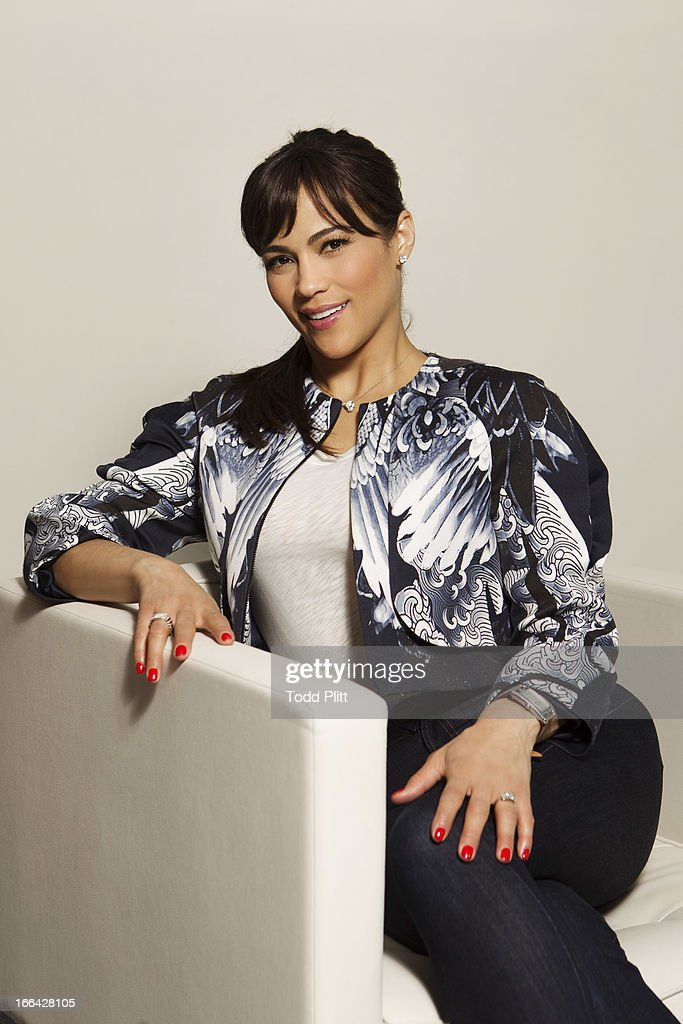 Actress <a gi-track='captionPersonalityLinkClicked' href=/galleries/search?phrase=Paula+Patton&family=editorial&specificpeople=752812 ng-click='$event.stopPropagation()'>Paula Patton</a> is photographed for USA Today on April 9, 2013 in New York City.