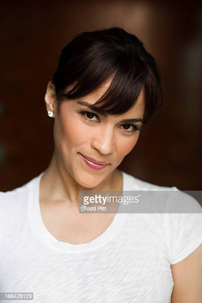 Actress Paula Patton is photographed for USA Today on April 9 2013 in New York City