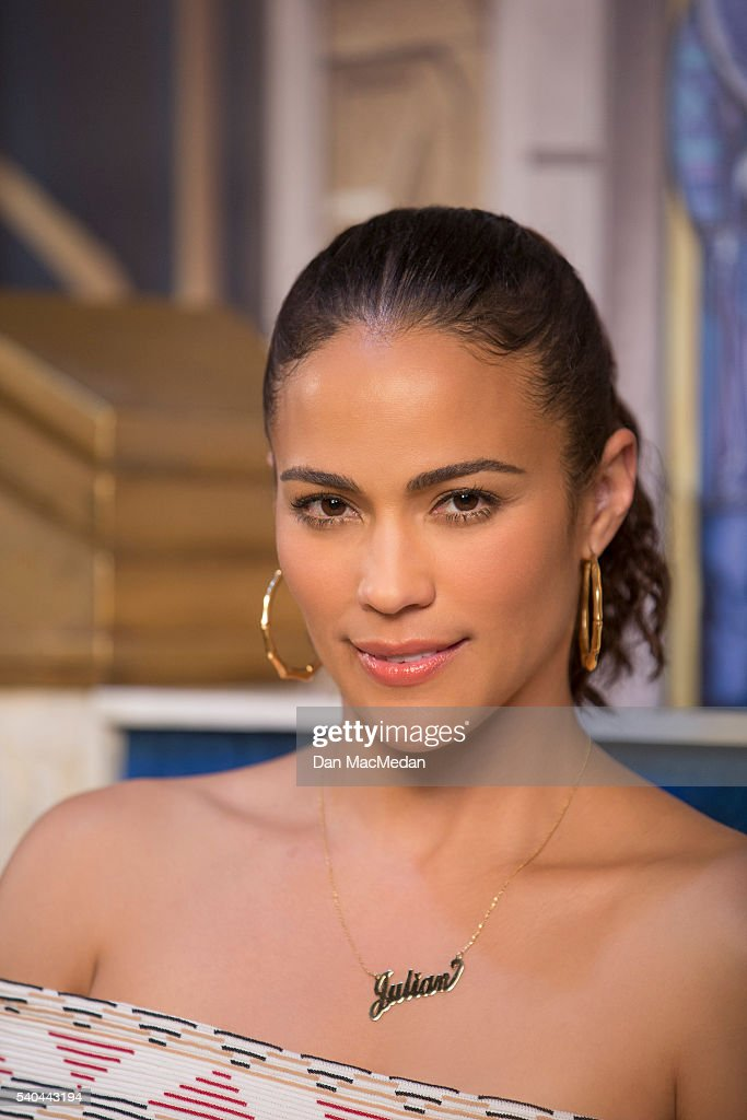 Actress Paula Patton is photographed for USA Today on May 11, 2016 in Los Angeles, California.