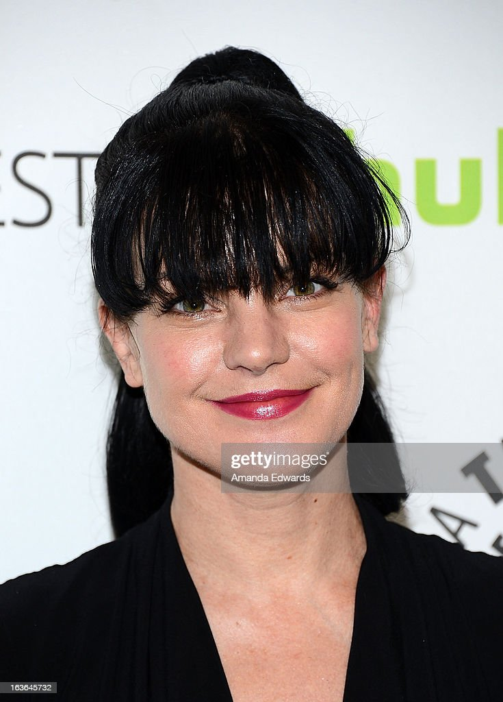 Actress Pauley Perrette arrives at the 30th Annual PaleyFest: The William S. Paley Television Festival featuring 'The Big Bang Theory' at the Saban Theatre on March 13, 2013 in Beverly Hills, California.