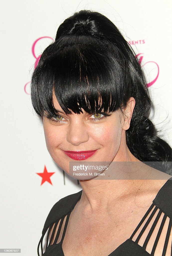 Actress Pauley Perrette attends the 29th Annual Macy's Passport Presents Glamorama 2011 at The Orpheum Theatre on September 23, 2011 in Los Angeles, California.