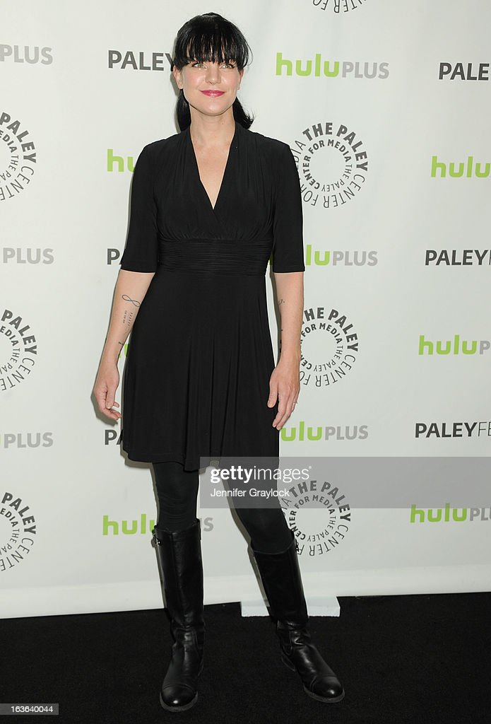 Actress Pauley Perrette attends the 30th Annual PaleyFest: The William S. Paley Television Festival honors The Big Bang Theory held at Saban Theatre on March 13, 2013 in Beverly Hills, California.
