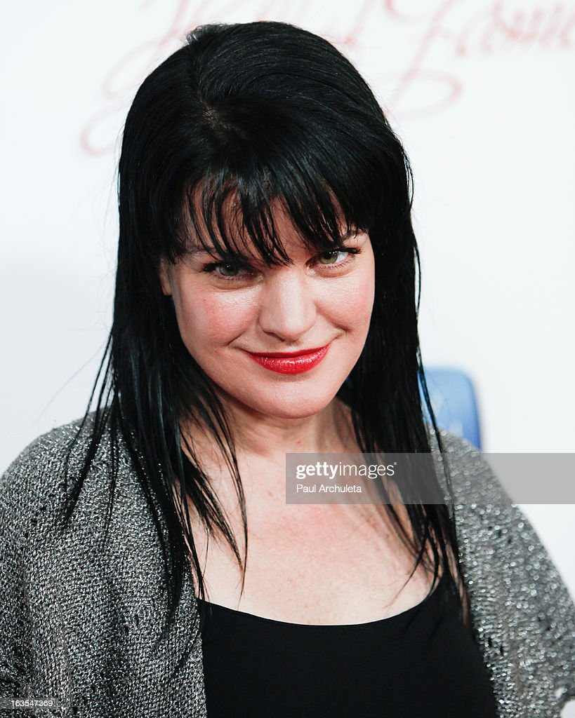 Actress Pauley Perrette attends the Academy Of Television Arts & Sciences 22nd annual Hall Of Fame induction gala at The Beverly Hilton Hotel on March 11, 2013 in Beverly Hills, California.