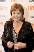Actress Pauline Collins arrives at the 'Quartet' Premiere at the 2012 Toronto International Film Festival at The Elgin on September 9 2012 in Toronto...