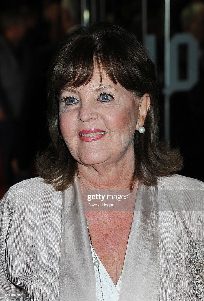 Actress Pauline Collins attends the premiere of 'Quartet' during the 56th BFI London Film Festival at Odeon Leicester Square on October 15, 2012 in London, England.