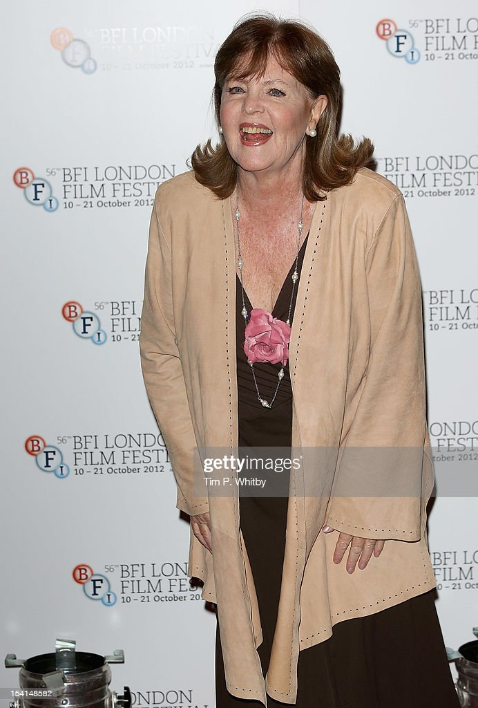 Actress Pauline Collins attends the 'Quartet' photocall during the BFI London Film Festival at the Empire Leicester Square on October 15, 2012 in London, England.