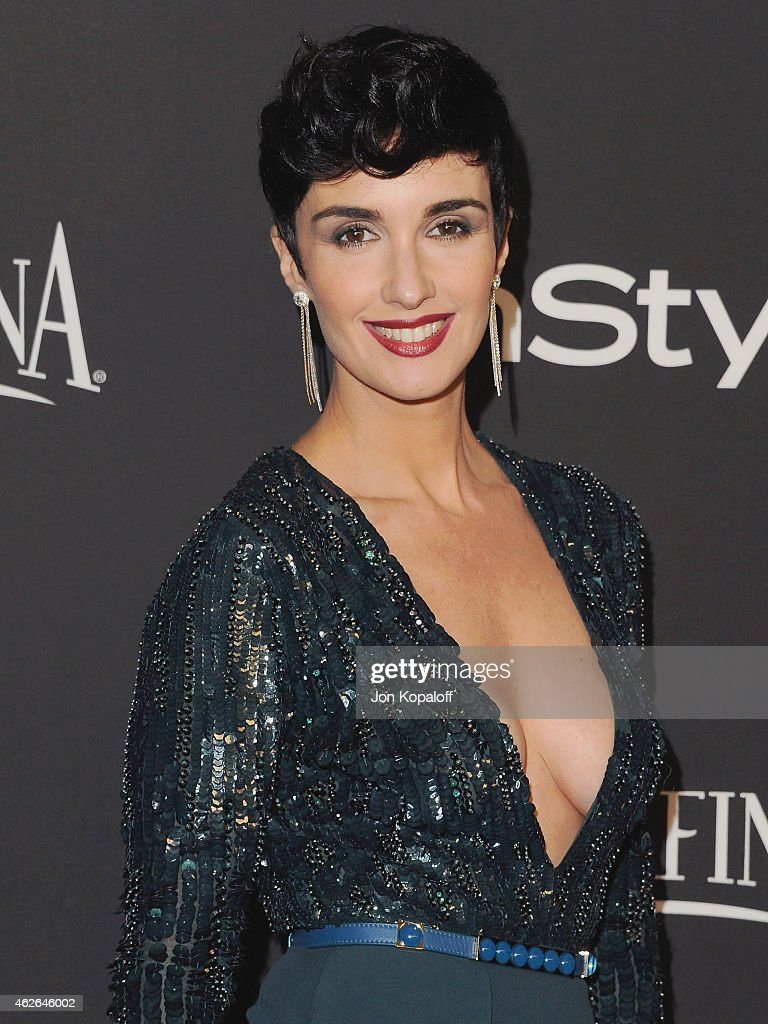 Actress <a gi-track='captionPersonalityLinkClicked' href=/galleries/search?phrase=Paz+Vega&family=editorial&specificpeople=208840 ng-click='$event.stopPropagation()'>Paz Vega</a> arrives at the 16th Annual Warner Bros. And InStyle Post-Golden Globe Party at The Beverly Hilton Hotel on January 11, 2015 in Beverly Hills, California.