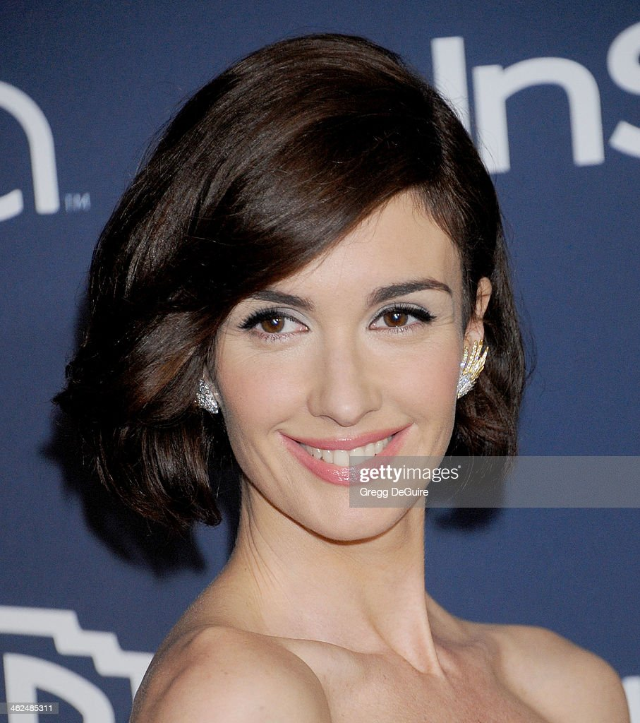 Actress <a gi-track='captionPersonalityLinkClicked' href=/galleries/search?phrase=Paz+Vega&family=editorial&specificpeople=208840 ng-click='$event.stopPropagation()'>Paz Vega</a> arrives at the 2014 InStyle And Warner Bros. 71st Annual Golden Globe Awards post-party at The Beverly Hilton Hotel on January 12, 2014 in Beverly Hills, California.