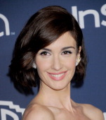 Actress Paz Vega arrives at the 2014 InStyle And Warner Bros 71st Annual Golden Globe Awards postparty at The Beverly Hilton Hotel on January 12 2014...