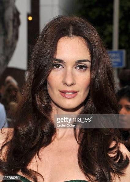 Actress Paz Vega arrives at the 'Super 8' Los Angeles Premiere held at Regency Village Theatre on June 8 2011 in Westwood California