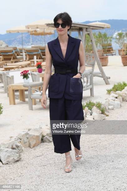 Actress Paz Vega attends Kering Women in motion Lunch with Madame Figaro on May 22 2017 in Cannes France