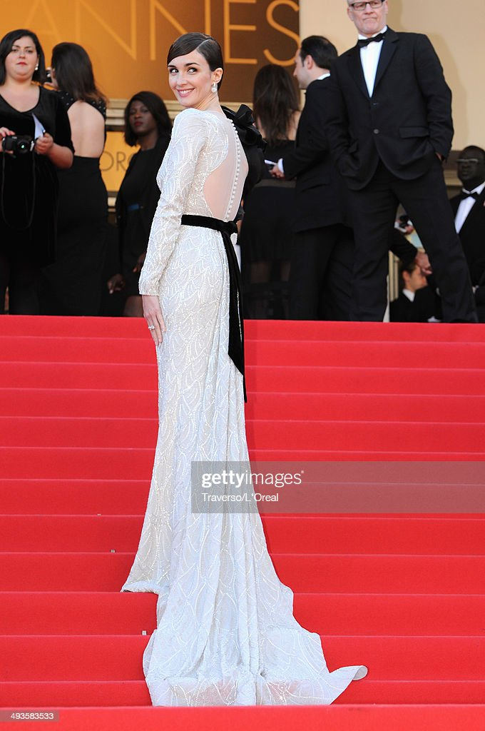 Actress <a gi-track='captionPersonalityLinkClicked' href=/galleries/search?phrase=Paz+Vega&family=editorial&specificpeople=208840 ng-click='$event.stopPropagation()'>Paz Vega</a> attends the Closing Ceremony and 'A Fistful of Dollars' screening during the 67th Annual Cannes Film Festival on May 24, 2014 in Cannes, France.