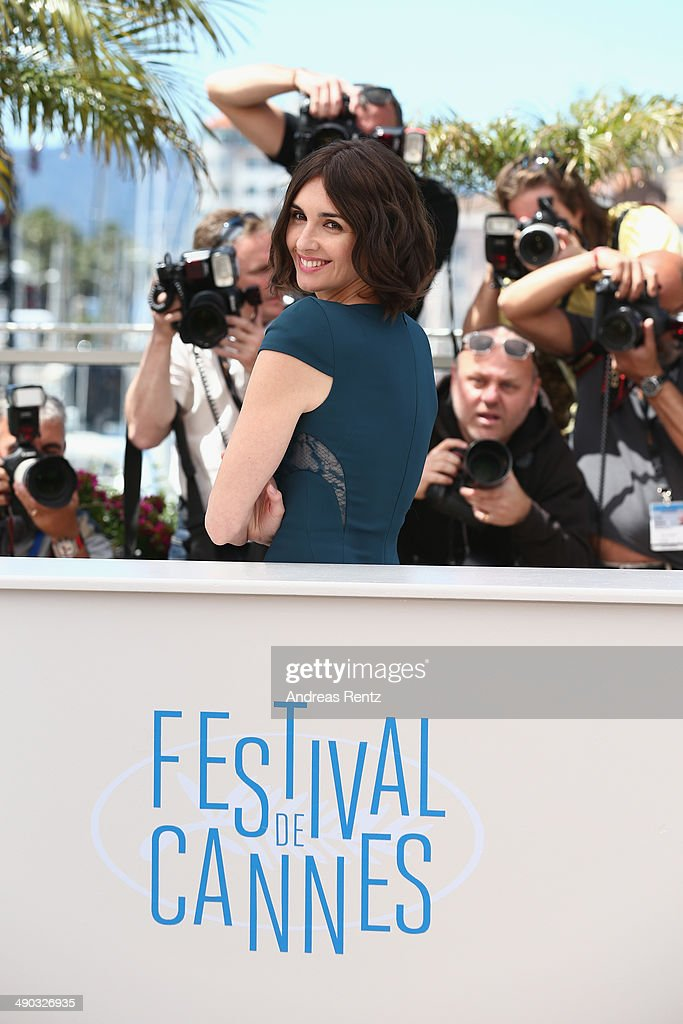 Actress <a gi-track='captionPersonalityLinkClicked' href=/galleries/search?phrase=Paz+Vega&family=editorial&specificpeople=208840 ng-click='$event.stopPropagation()'>Paz Vega</a> attends the 'Grace of Monaco' photocall during the 67th Annual Cannes Film Festival on May 14, 2014 in Cannes, France.