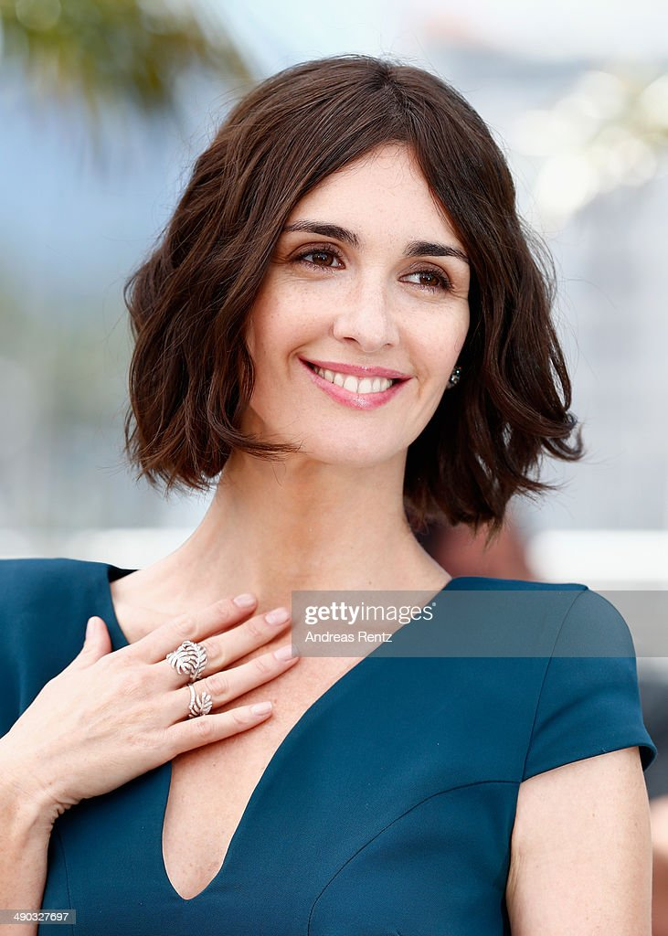 Actress Paz Vega attends the 'Grace of Monaco' photocall during the 67th Annual Cannes Film Festival on May 14, 2014 in Cannes, France.