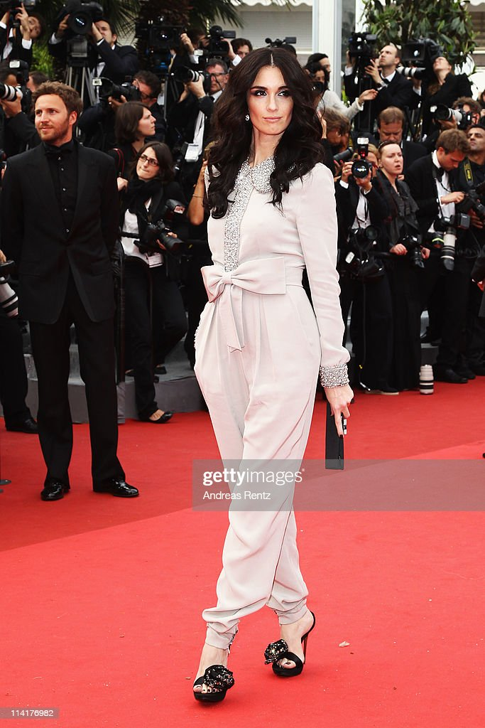 Actress Paz Vega attends the 'Pirates of the Caribbean: On Stranger Tides' premiere at the Palais des Festivals during the 64th Cannes Film Festival on May 14, 2011 in Cannes, France.