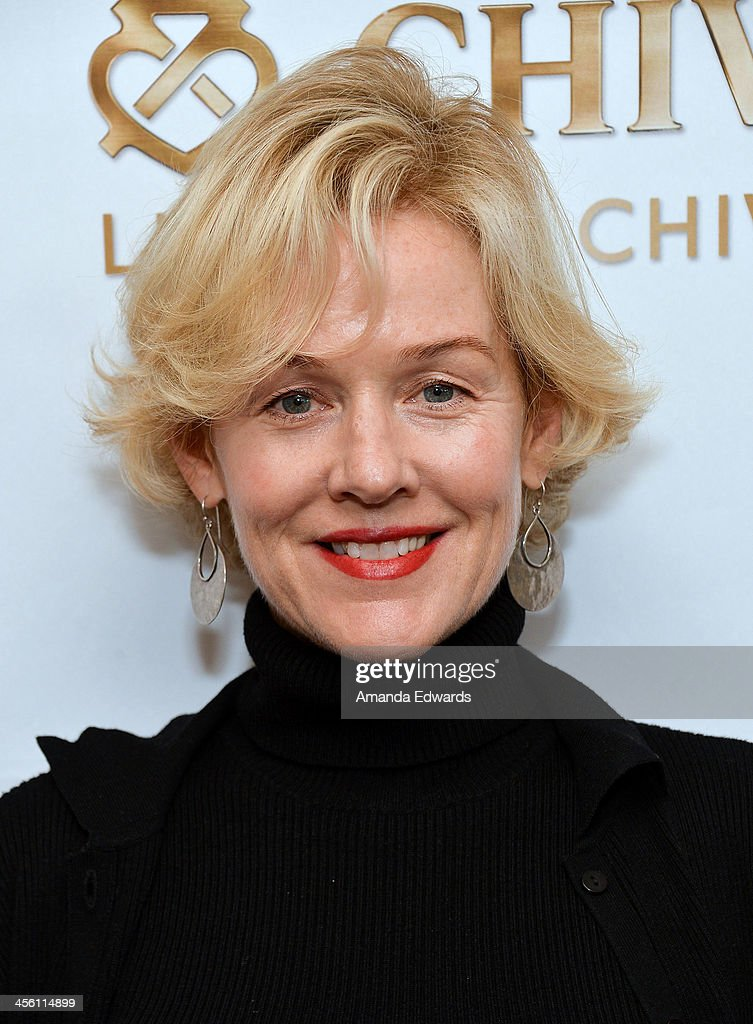 Actress Penelope Ann Miller arrives at The British American Business Council Los Angeles 54th Annual Christmas Luncheon at the Fairmont Miramar Hotel on December 13, 2013 in Santa Monica, California.