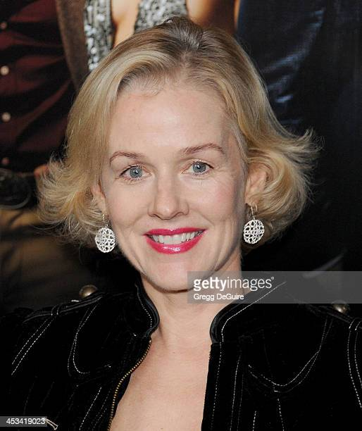 Actress Penelope Ann Miller arrives at the Los Angeles premiere of 'American Hustle' at Directors Guild Theatre on December 3 2013 in West Hollywood...