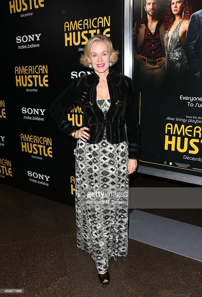 Actress <a gi-track='captionPersonalityLinkClicked' href=/galleries/search?phrase=Penelope+Ann+Miller&family=editorial&specificpeople=563387 ng-click='$event.stopPropagation()'>Penelope Ann Miller</a> arrives at the special screening of Columbia Pictures and Annapurna Pictures' 'American Hustle' at the Directors Guild Theatre on December 3, 2013 in Los Angeles, California.