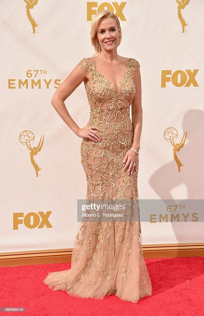 Actress Penelope Ann Miller attends the 67th Emmy Awards at Microsoft Theater on September 20, 2015 in Los Angeles, California. 25720_001