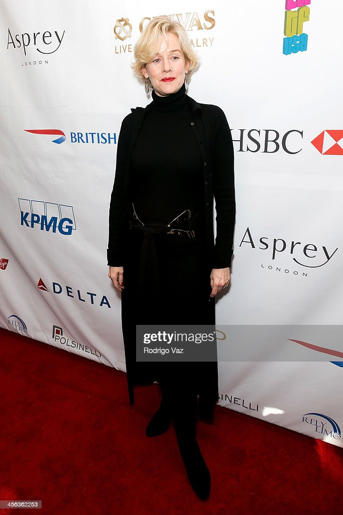 Actress Penelope Ann Miller attends The British American Business Council Los Angeles 54th Annual Christmas Luncheon at Fairmont Miramar Hotel on December 13, 2013 in Santa Monica, California.