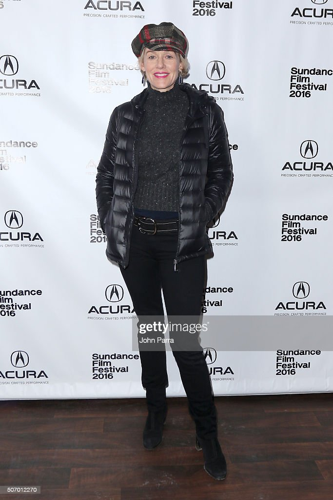 Actress Penelope Ann Miller attends the 'Mr Pig' Premiere Party At The Acura Studio At Sundance Film Festival 2016 2016 Park City on January 26 2016...