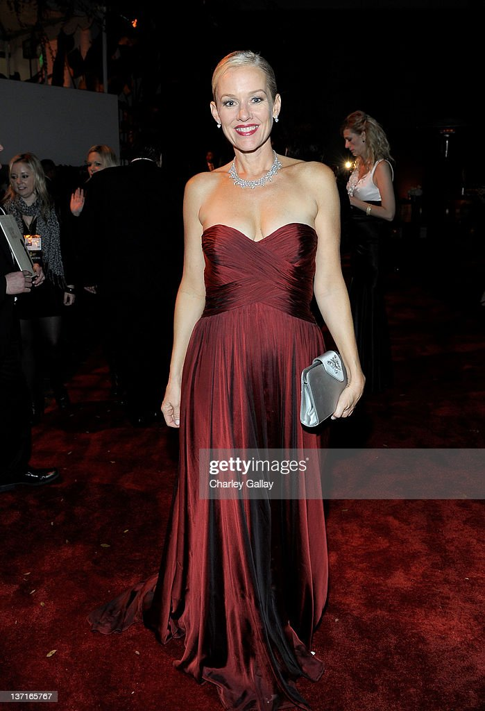 Actress Penelope Ann Miller attends The Weinstein Company's 2012 Golden Globe Awards After Party with Chopard, Marie Claire and HP at The Beverly Hilton hotel on January 15, 2012 in Beverly Hills, California.