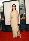 Actress Penelope Cruz arrives at Film Independent's 2012 Los Angeles Film Festival Premiere of Sony Pictures Classics' 'To Rome With Love' at Regal...
