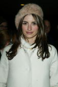Actress Penelope Cruz arriving at the 'Masked and Anonymous' screening during the 2003 Sundance Film Festival in Park City Utah January 22 2003 Photo...