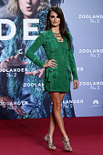 Actress Penelope Cruz attends the Berlin fan screening of the Paramount Pictures film 'Zoolander No 2' at CineStar on February 2 2016 in Berlin...