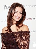 Actress Penelope Cruz attends The Cinema Society with the Hollywood Reporter Piaget and Disaronno screening of 'To Rome With Love' at The Paris...