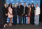 Actress Penelope Wilton director Amma Asante actress Miranda Richardson actor Tom Wilkinson actor Sam Reid actress Gugu Mbatha Raw actress Emily...