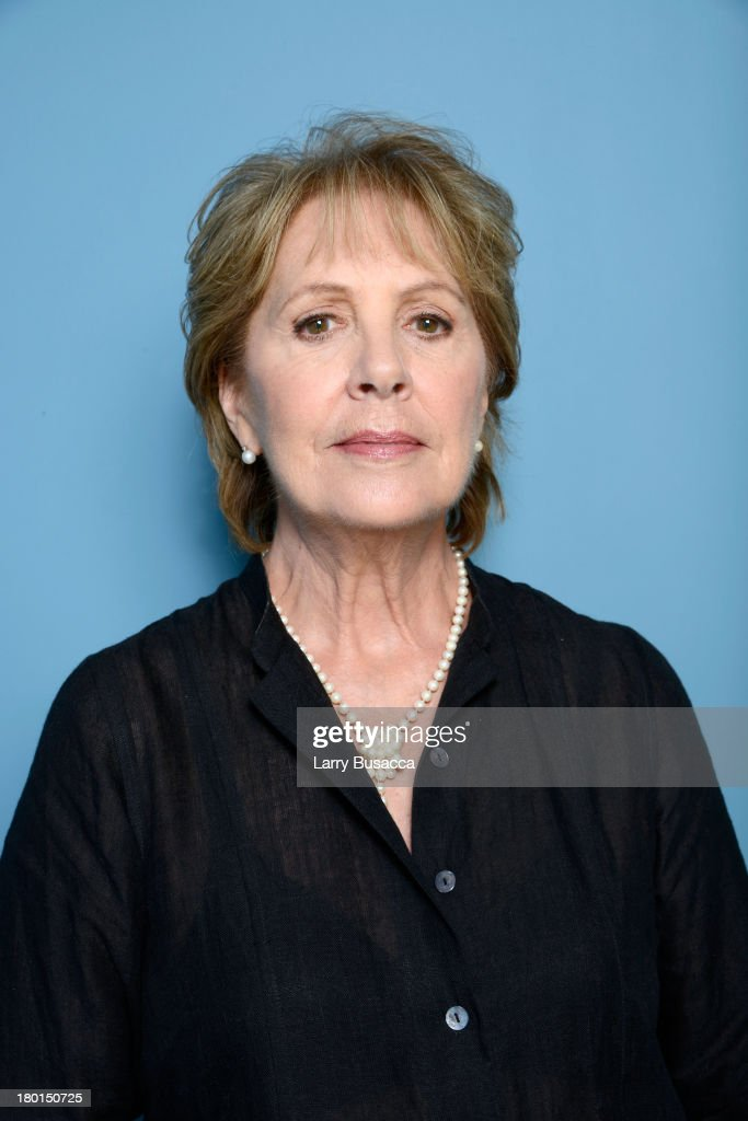 Actress <a gi-track='captionPersonalityLinkClicked' href=/galleries/search?phrase=Penelope+Wilton&family=editorial&specificpeople=228063 ng-click='$event.stopPropagation()'>Penelope Wilton</a> of 'Belle' poses at the Guess Portrait Studio during 2013 Toronto International Film Festival on September 9, 2013 in Toronto, Canada.